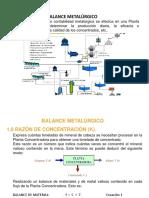 Balance Metalurgico en La Flotacion de Minerales