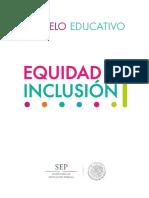 Equidad e Inclusión