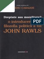 Ovidiu Caraiani - Dreptate Sau Moralitate
