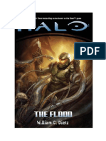 Halo 2. El Flood - William Dietz