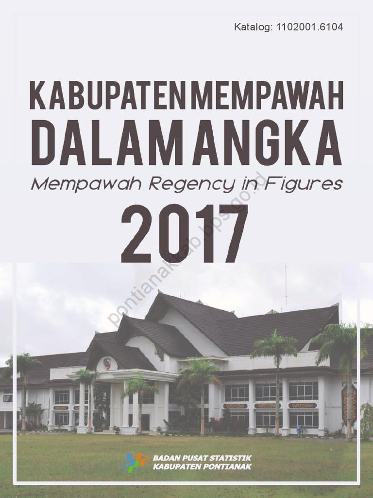 Kabupaten Mempawah Dalam Angka 2017pdf Produk Ukm Bumn Keripik Sukun 200 Gr