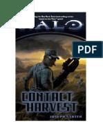 Halo 5. Contacto Harvest - Joseph Staten