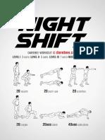 Night Shift Workout