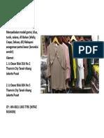 WA 0821 1303 7795,grosir baju gamis murah dan bagus,grosir baju gamis murah dan cantik,grosir baju gamis murah di palembang