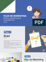 Clase 05 Plan de Marketing