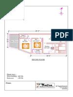 Second Floor Plan 6.5.2013