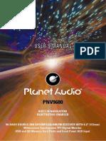 Pnv9680 Installation Instructions