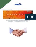 Management Des Risques ISO 31000