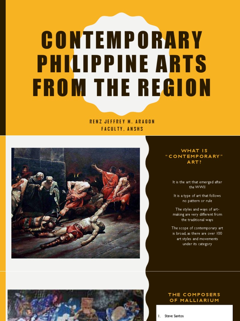 Contemporary Philippine Arts From the Region | Abstract Art | Paintings