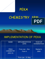 PEKA Chem Briefing.ppt