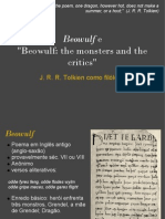 Beowulf e Beowulf the Monsters and the Criti