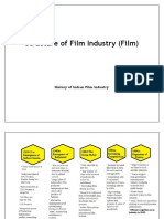 Structure of Film Industry