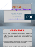 Intro and Selectivity