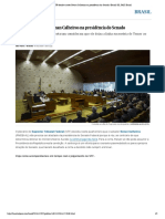 Votação_ STF decide manter Renan Calheiros na presidência do Senado _ Brasil _ EL PAÍS Brasil