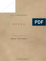 Caragiale Opere 4