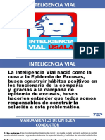 Inteligencia Vial