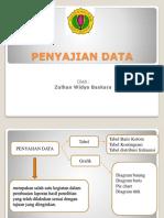 3. Penyajian Data