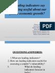 Macro Economics PPT - Group 9