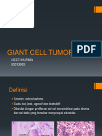 Giant Cell Tumor