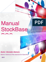 Manual StockBase POS 2014