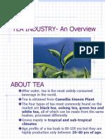 Tea Industry- Final