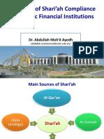 Shariah Audit - Lecture 2 (Shariah Comp) My