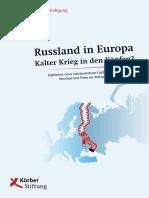 Russland in Europa Kalter Krieg in Den Koepfen WEB