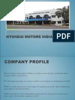 supply chain management of hyundai motors ppt