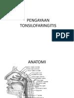 Tonsilofaringitis