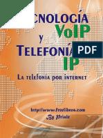 Curso de Tecnologia VoIP y Telefonia IP FREELIBROS.org