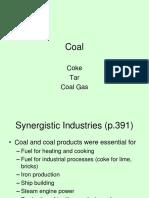 Lect 5 Coal