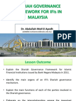 Shariah Audit - Lecture 4 (Sha Gov Fra)