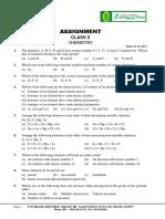 Draft Report Sec 1 Study Material