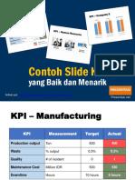 Contoh Slide KPI