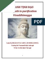 Thanh Tinh Dao Visuddimagga Luan Su Buddhaghosa Ni Su Tri Hai Dich [PDF]