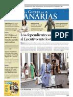 Gaceta Canarias Rueda prensa 260608