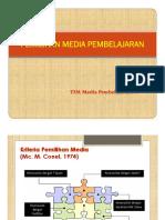 3. Pemilihan Media Pembelajaran