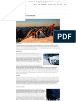a guide to alpine mountaineering _ rock + run