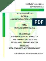 e03a04 Proceso Administrativo