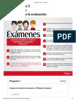 Evaluación_ Quimica Quiz 1 - Semana 3