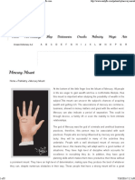Mercury Mount _ Palmistry Illustrated Guide - Auntyflo.com