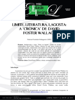 foster Wallace