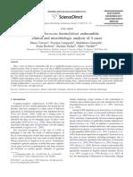 Diagnostic Microbiology and Infectious Disease Volume 57 Issue 3 2007 [Doi 10.1016_j.diagmicrobio.2006.08.019] Marco Falcone; Floriana Campanile; Maddalena Giannella; Sonia Bo -- Staphylococcus Haem