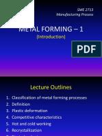 Metal Forming 1