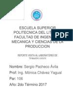 Reporte Lab Termofluidos Induccion