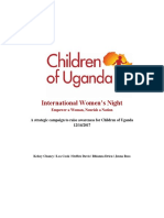 international womens night - final campaign