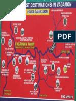 Vagamon Map