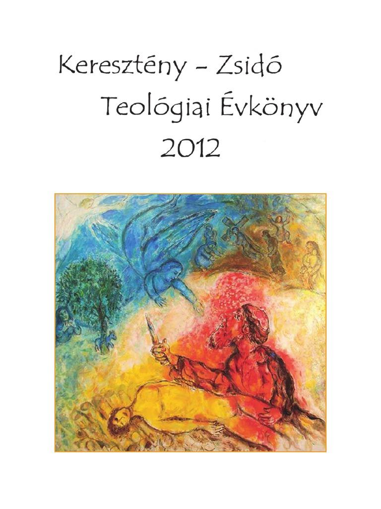 Szecsi Jozsef  Kereszteny-zsido teol evkonyv 2012  kzst2012 8897ab11c4