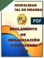 Mof de La Muni Huaura-huacho