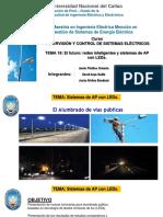 18 El Futuro Redes Inteligentes y Sistemas de AP Con LEDs